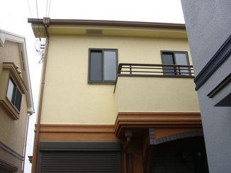 外壁・屋根リフォーム 遮熱効果、防汚効果の高い塗料で綺麗な外壁