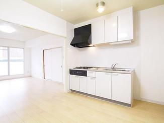 マンションリフォーム 明るく清潔感のある賃貸物件