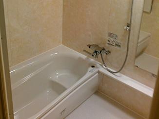 バスルームリフォーム ワンデイでの浴室リフォーム!