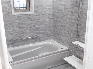バスルームリフォーム 快適に入浴が楽しめる浴室リフォーム