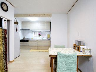 戸建フルリフォーム 2世帯住宅を広々とした1世帯住宅へフルリフォーム