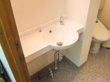 洗面リフォーム衛生面に配慮し、誰もが安心して使える洗面台に
