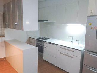 キッチンリフォーム 末永く付き合うための高級感&高性能システムキッチン