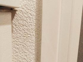 小工事新品同様にリペアした浴室のドア枠