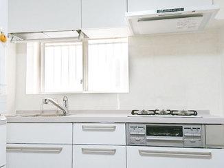 キッチンリフォーム 細かい仕様にまでこだわったステンレス製のキッチン