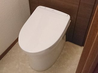トイレリフォーム 使い勝手の良い1階&2階のトイレ
