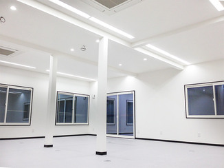 戸建フルリフォーム 衛生的で快適、遮音・防音も万全なオフィス